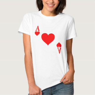 Ace of Hearts Shirts