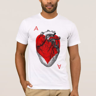 Ace of Hearts T-Shirt