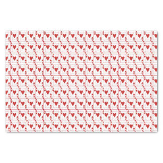 Ace of Hearts Tissue Paper