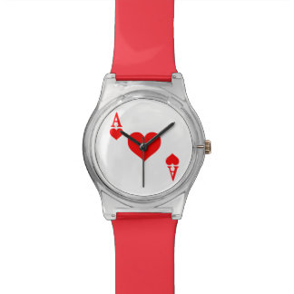 Ace of Hearts Watch