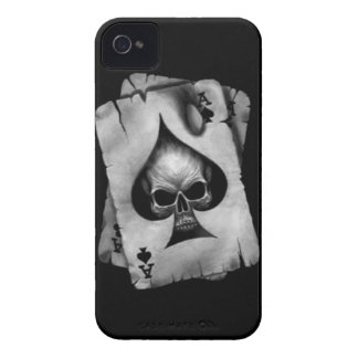 ace-of-skulls iPhone 4 cover