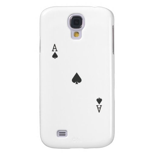Ace of Spade Galaxy S4 Cases