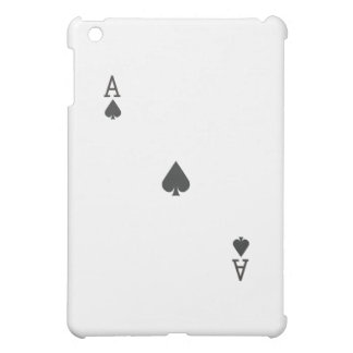 Ace of Spade Cover For The iPad Mini