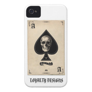 ACE OF SPADE iPhone 4 Case-Mate CASES