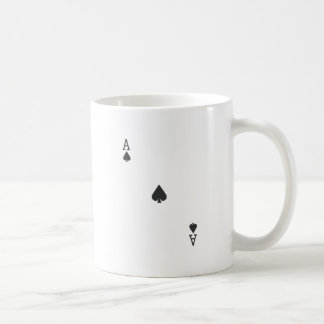 Ace of Spade Coffee Mug
