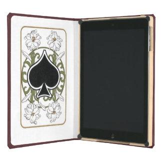 Ace of Spades Art Nouveau iPad Air Cases