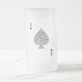 Ace of Spades Beer Mug