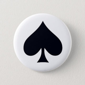 Ace of Spades Button