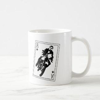 Ace of Spades Cafe Racer Basic White Mug