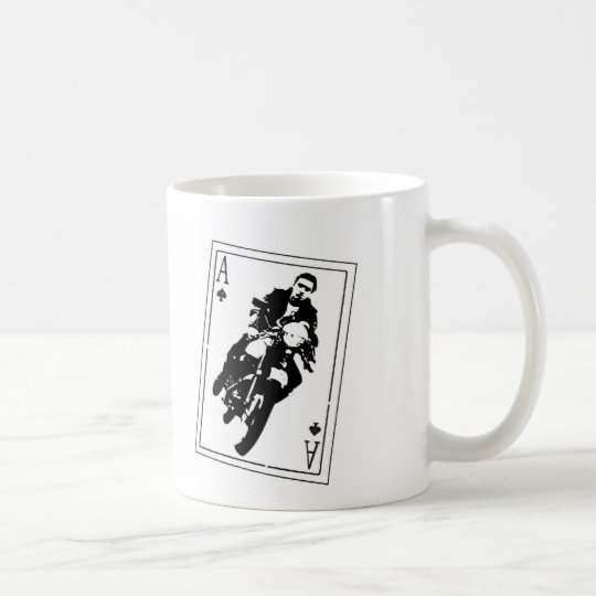 Ace of Spades Cafe Racer Coffee Mug