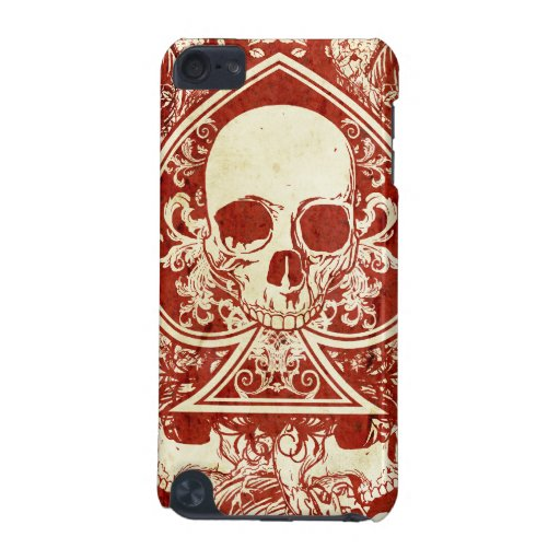 Ace of spades iPod touch (5th generation) covers