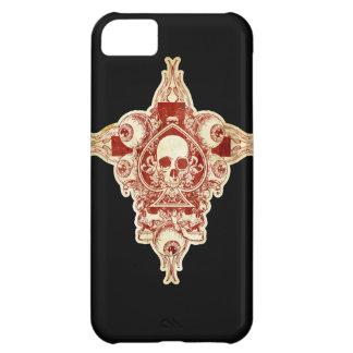Ace of spades iPhone 5C case