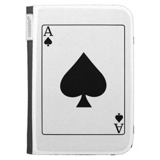 Ace of spades case kindle covers