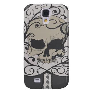 Ace of Spades Decorative Skull HTC Vivid Cases