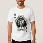 Ace of Spades (front only) T Shirt