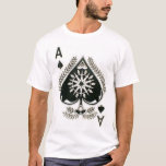 Ace of Spades (front only) T-Shirt