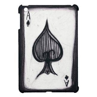 Ace of Spades Case For iPad Mini