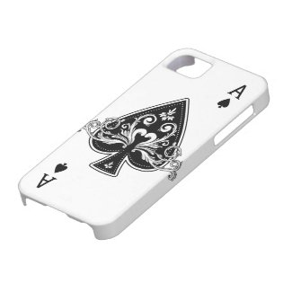 Ace of Spades iPhone5 Case