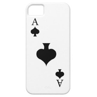Ace of Spades iPhone 5/5S Cases