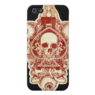 Ace of spades iPhone 5/5S cover