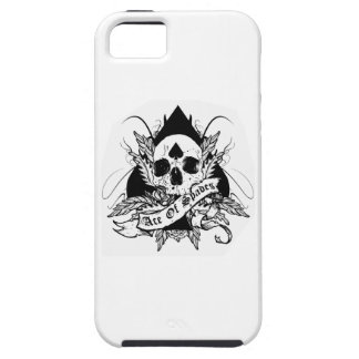 Ace of spades iPhone 5 case