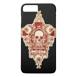 Ace of spades iPhone 7 plus case
