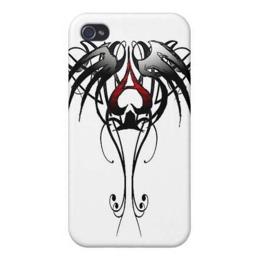ace of spades iPhone 4/4S covers