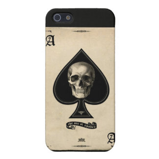 ace of spades iPhone case iPhone 5/5S Covers
