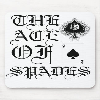 Ace of spades mousemat!