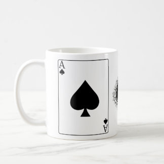 Ace of Spades mug card!