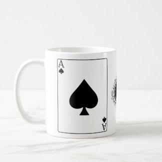 Ace of Spades mug card!