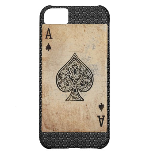 Ace of spades phone case iPhone 5C covers