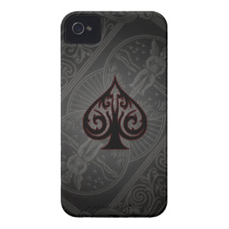 Ace of spades phone case iPhone 4 cover