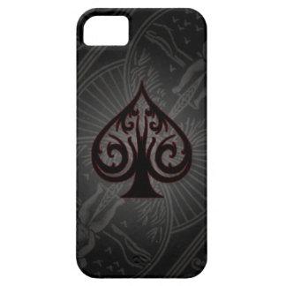 Ace of spades phone case iPhone 5 case