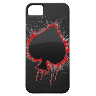Ace of spades phone case iPhone 5 cover