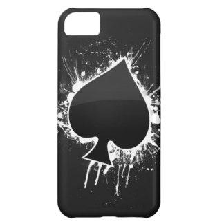 Ace of spades phone case iPhone 5C case