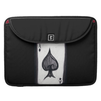 Ace of Spades Sleeve For MacBooks