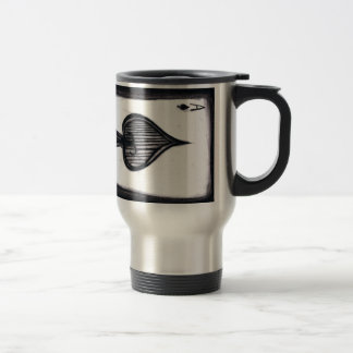 Ace of Spades Travel Mug