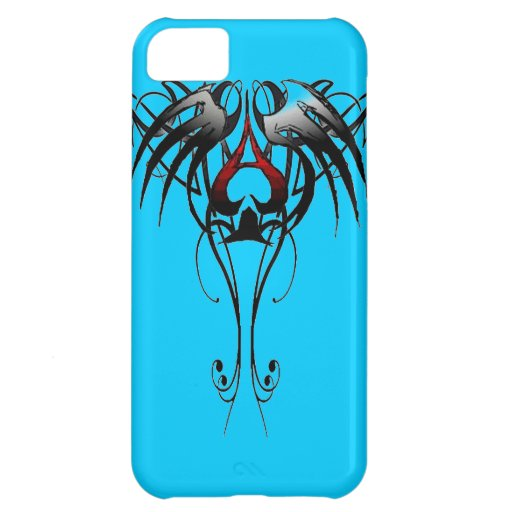 ace of spades tribal design case for iPhone 5C