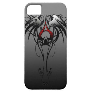 ace of spades tribal design iPhone 5 case