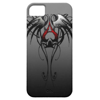 ace of spades tribal design iPhone 5 cover