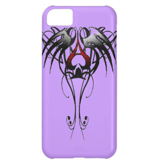 ace of spades tribal design iPhone 5C case