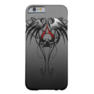 ace of spades tribal design iPhone 6 case