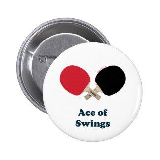 Ace of Swings Ping Pong Pin