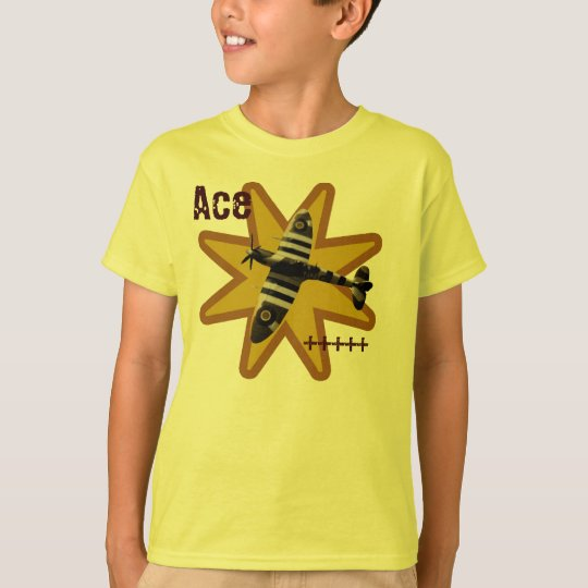 Ace Spitfire - kids T-Shirt