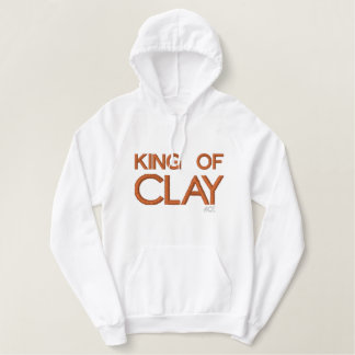 ACE Tennis CLAY Court Embroidered Hoodie