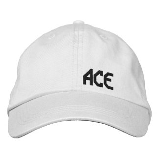 ACE Tennis Gear Embroidered Hat