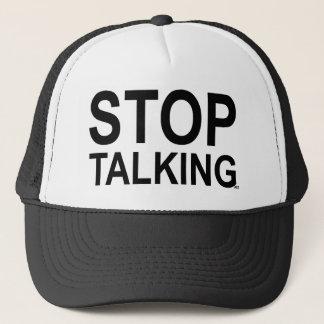 ACE Tennis STOP TALKING Cap