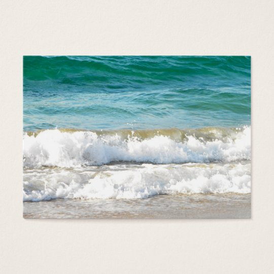 ACEO Beach Surf Business Card