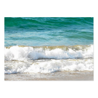 ACEO Beach Surf Pack Of Chubby Business Cards